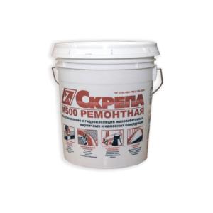 Скрепа М 500 - ремонт и гидроизоляция бетона
