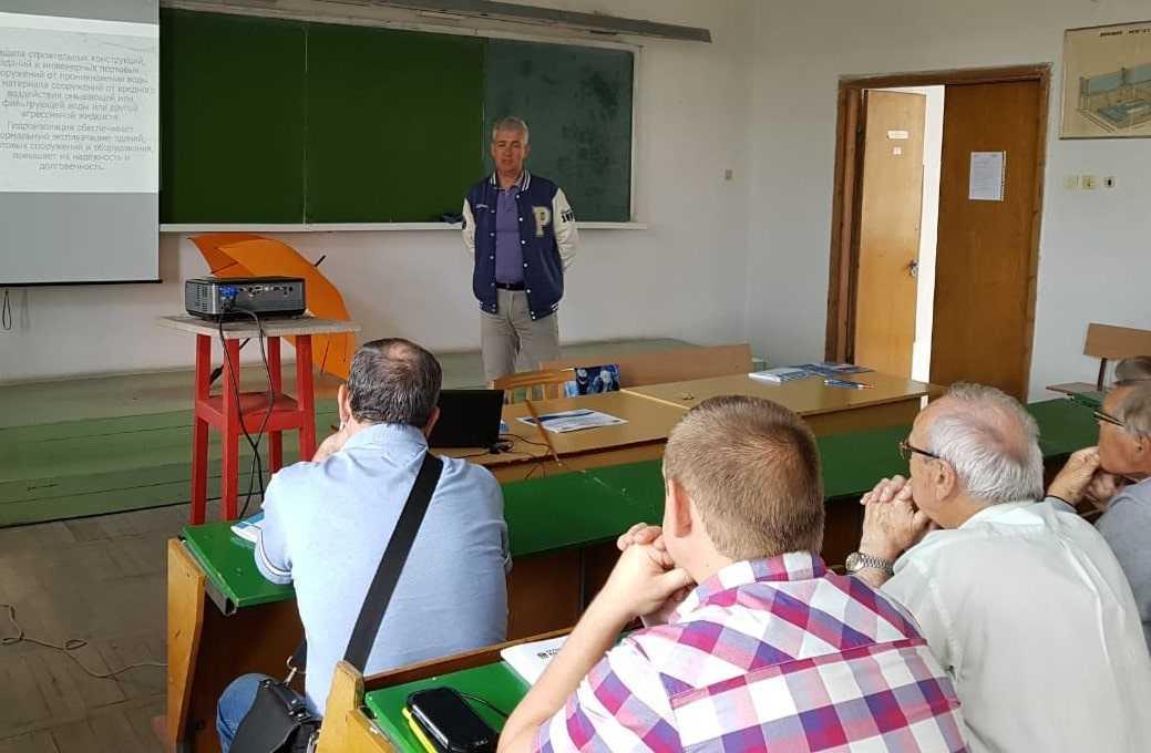 Приняли участие во всеукраинской научно-технической конференции
