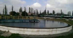 Очистные сооружения, г. Ильичевск