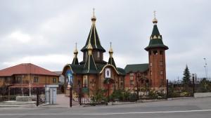 Храм преподобного Александра Свирского, Совиньон